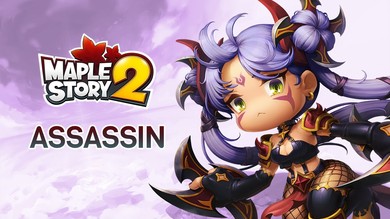 Assassin Build Guide Maplestory 2 MS2 | GamerDiscovery