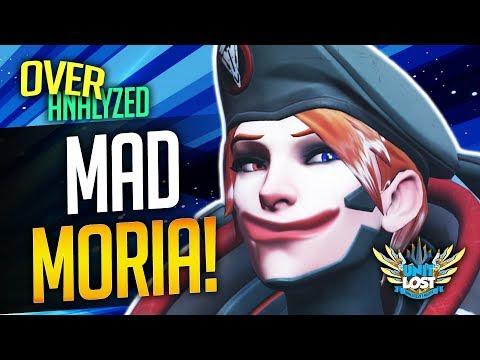 Overwatch Coaching - MAD MOIRA! Diamond 3200 SR [OverAnalyzed] thumbnail