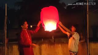 Diwali Chinese Sky Lantern