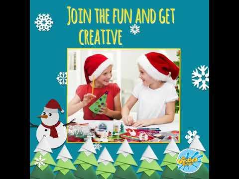 Fun Christmas Card Making Workshops