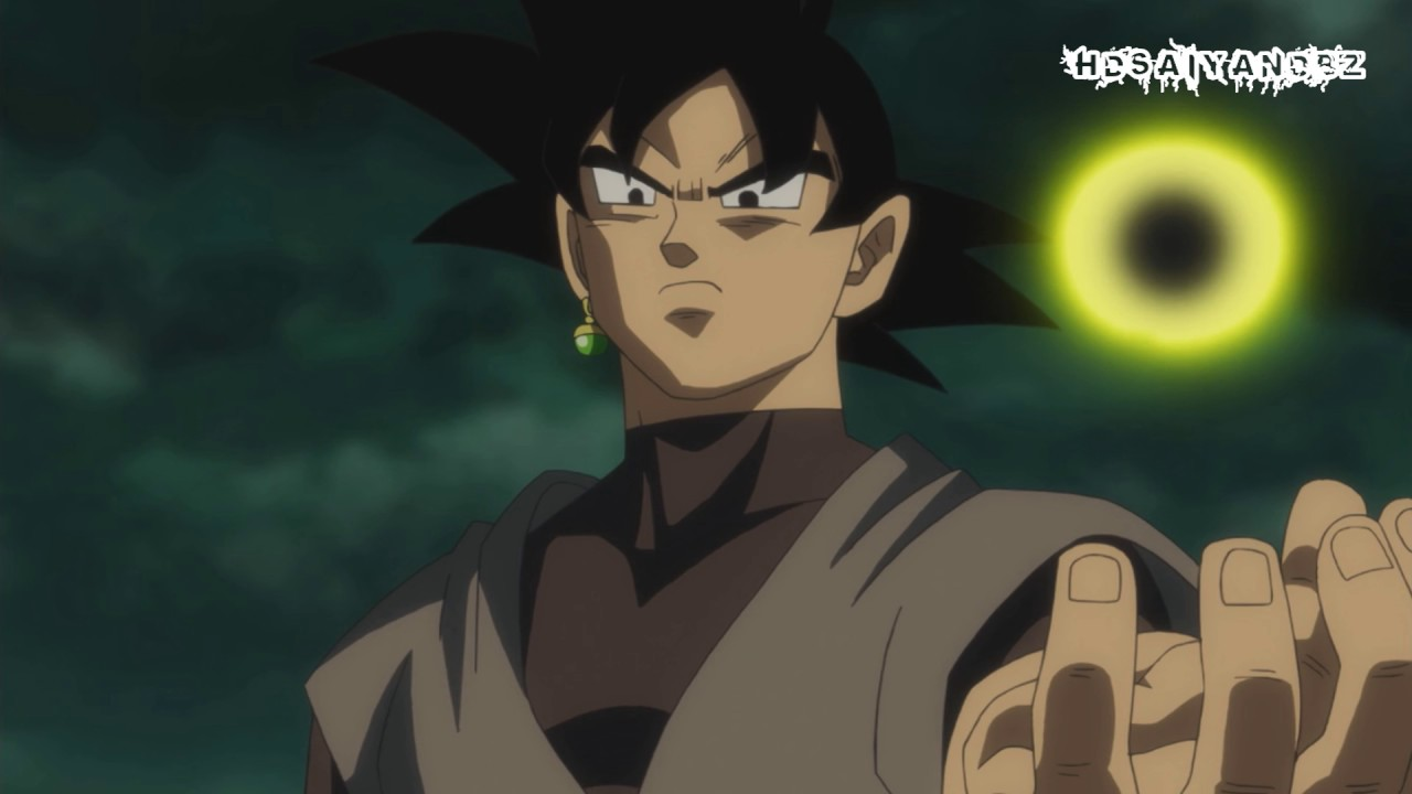 Black Goku Vs. Trunks Del Futuro SSJ2 (Audio Latino