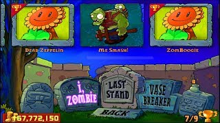 Plants vs Zombies | Puzzle Me Smash vs Zombies