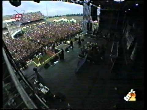 Demons & Wizards - Blood On My Hands Live 2000