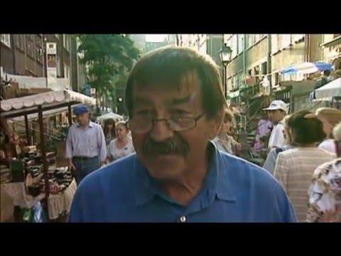 Erinnerungen an den Schriftsteller Günter Grass 2015