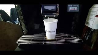 [뉴커피] 무인커피머신 카페라떼 이용가이드 (메트로 적…
