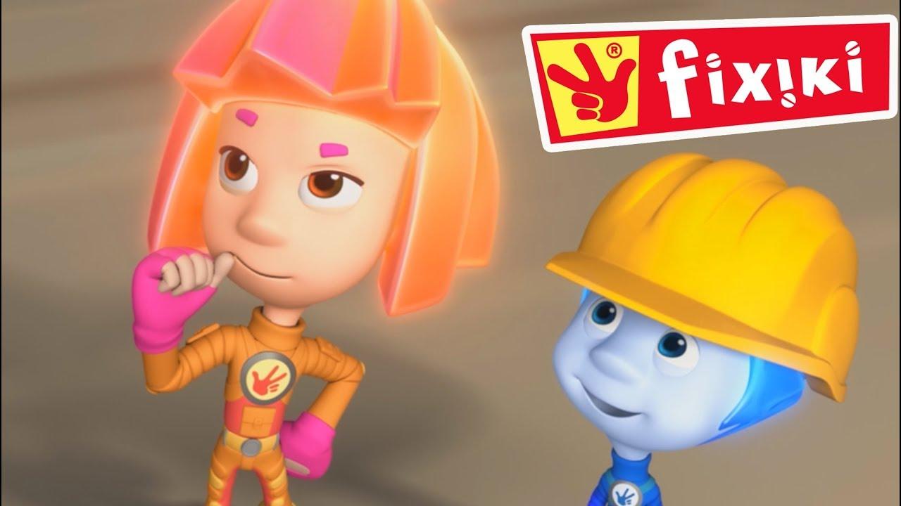FIXIKI - Pârghia (Ep. 3) | Desene animate pentru copii