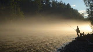 Рыбалка на реках Дальнего Востока!(Гуджал,Сула)Ловля хариуса и ленка!