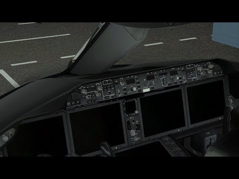 Ultimate Qualitywings 787 Dreamliner: Cold and Dark Startup and Takeoff @Doha