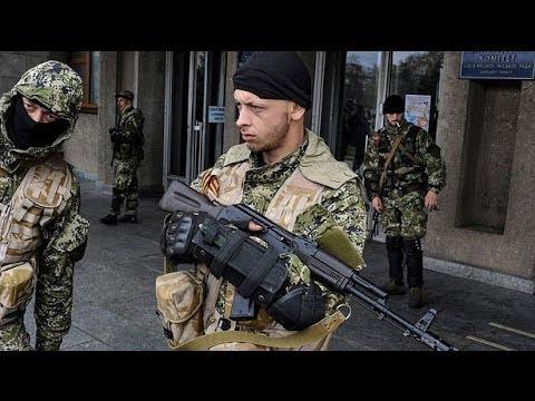 Eastern Ukraine: separatists