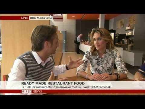 Anne-Marie Tomchak, BBC World News: French Restaurants