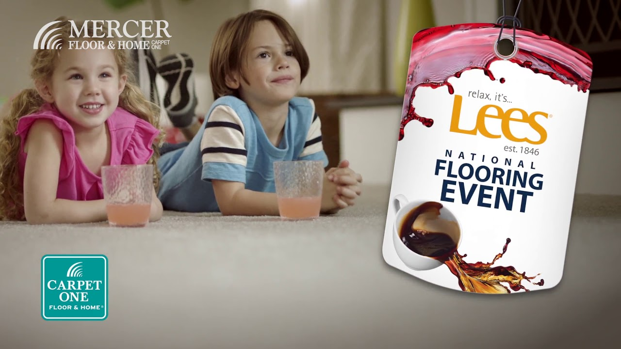 Save Up To 50 On Stain Warrantied Lees R Carpet From Mercer One Floor Home