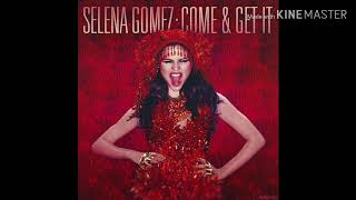 Selena come & get it instrumental backings