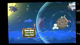 Angry Birds Space Android App Review (FREE Apps) - CMA