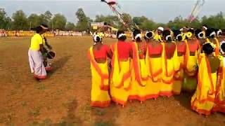 Porob Enech Competition = Traditional [Porob] Dance Competition