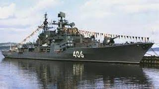 Самый мощный эсминец России Сарыч. Океанский хищн...