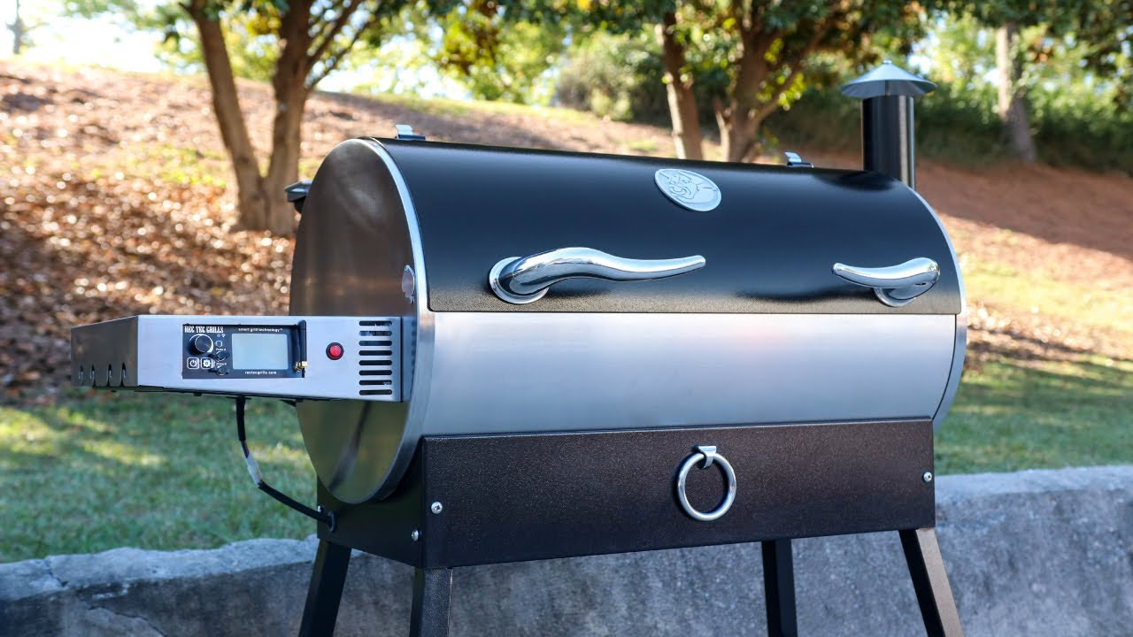 Rt 700 Wood Pellet Grill Rec Tec Grills Youtube