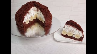 вкуснейший торт для детских праздников НОРКА КРОТА Лучший рецепт из Германии Maulwurfkuchen