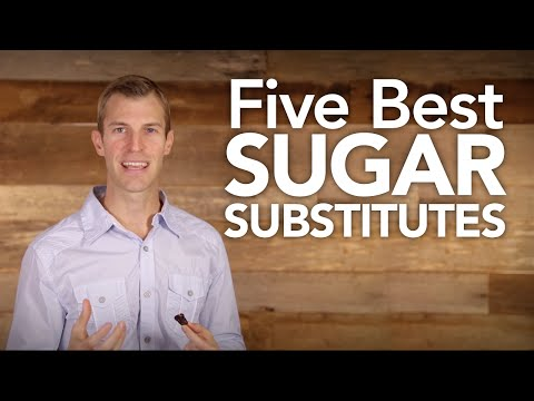 Five Best Sugar Substitutes | Dr. Josh Axe
