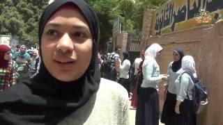 طلاب ثانوية عامة: عقاب التسريبات صعوبة الامتحانات