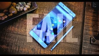 6 Ways The Note 7 Failed