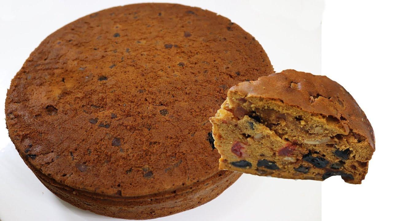 Easy Plum Cake Recipe Kerala