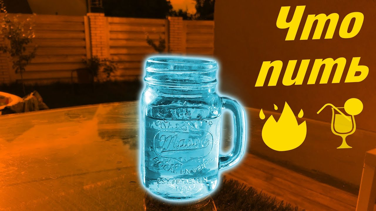 Что пить в жару, а чего лучше избегать