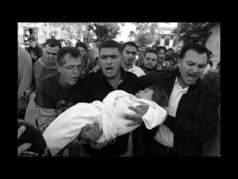 "Children of Gaza - De Speeltuin - "" The Playground"" - English Lyrics"