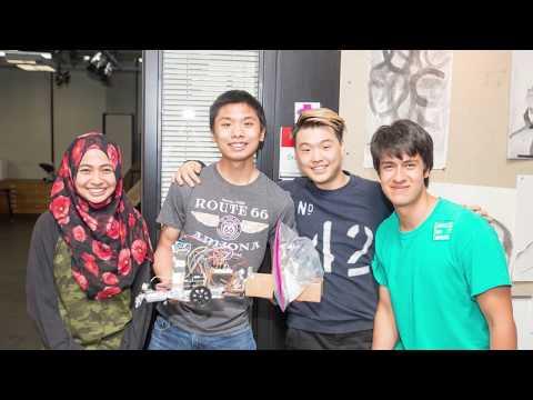 Everett Community College International Student Spotlight - Ka Ho Lai