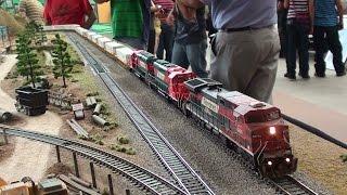 xviii convencion fm y fa acámbaro 2014 trenes intermodales ho