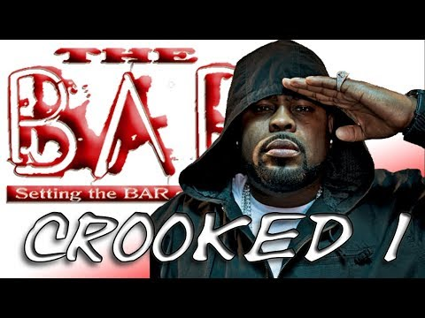 CROOKED I comes with strait heat!!! - The BAR (REACTION & review)