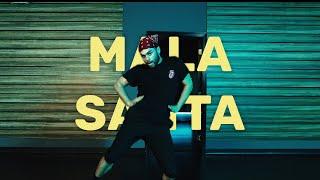 "Becky G ""Mala Santa"" | Dance Choreography by Rudy Garcia| immaDance.TV"