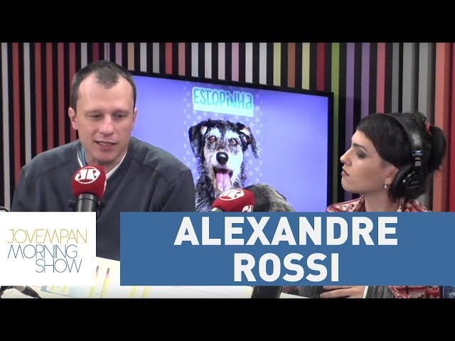 Alexandre Rossi - Morning Show - 02/11/17
