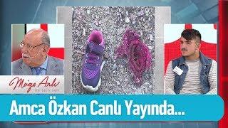 Amca Özkan canlı yayında... - Müge Anlı ile Tatlı Sert 28 Mayıs 2019
