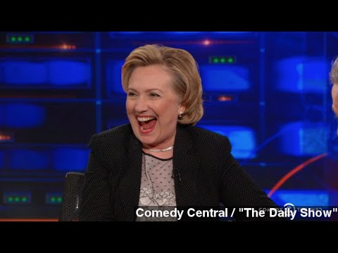 Hillary Clinton: Home Office With No Corners Would Be Nice
