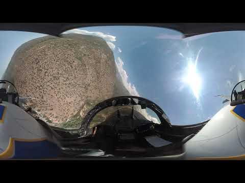 Death Valley Flight – Navy 360