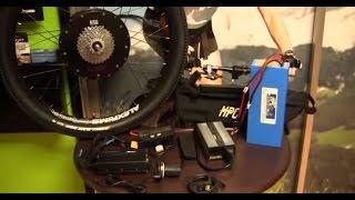 Complete Conversion Kit Electric Bike 1000w - 5000w