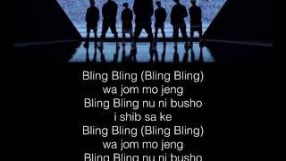 Video IKON-Bling Bling (easy lyrics) download MP3, 3GP, MP4, WEBM, AVI, FLV Januari 2018