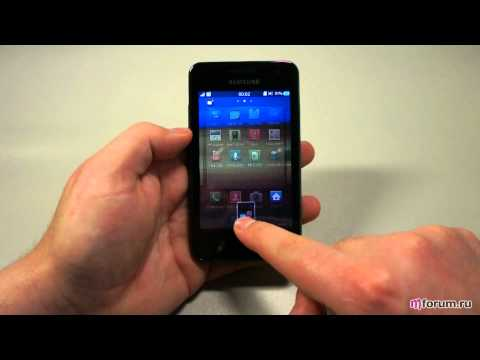 Samsung Wave M. Операционная система