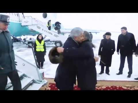 В Казань прибыла с рабочим визитом делегация из Казахстана