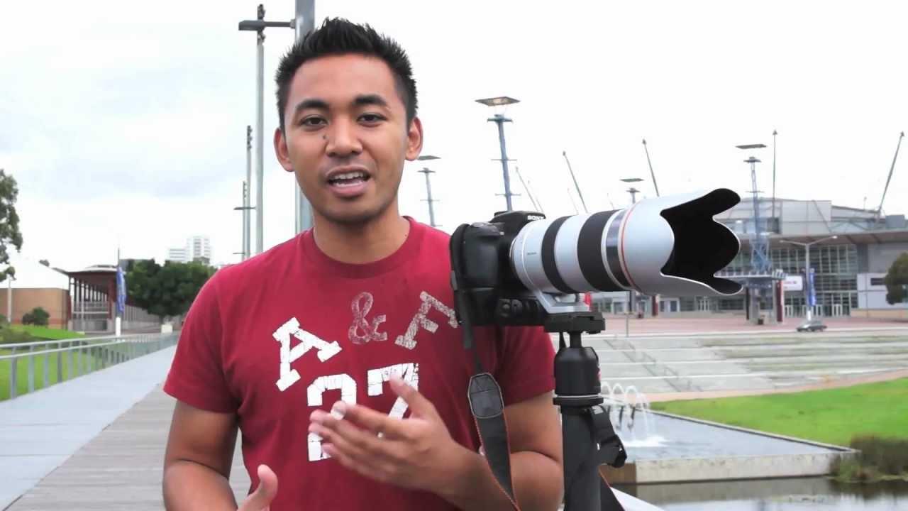 Sony 70-400mm f4-5.6 G Series Lens Review | John Sison