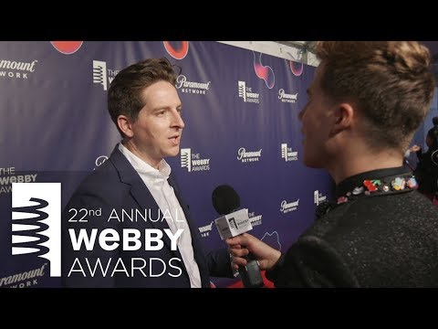 SF MOMA on the 22nd Annual Webby Awards Red Carpet, presented by Paramount Network