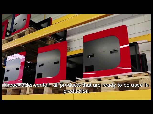 dddrop 3D printer factory tour