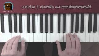 Easy To Play   No Woman No Cry  piano tutorial