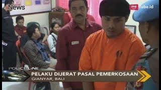 Bermodus Bantu Tugas Kuliah, Mahasiswi Cantik Diperkosa di Bali - Police Line 27/01