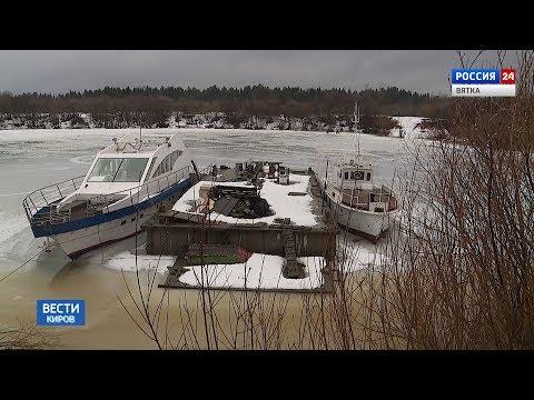 Вести. Киров (Россия-24) 19.03.2020(ГТРК Вятка)