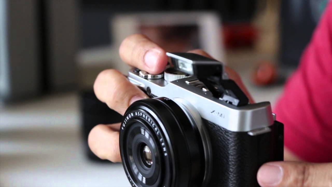 fuji x m1 hand on preview thai youtube