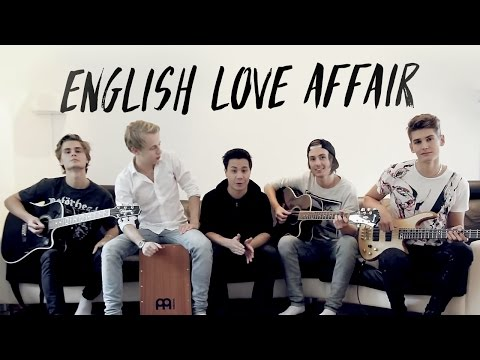 5 Seconds of Summer - English Love Affair (Cover by Beside the Bridge)