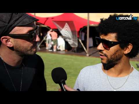 Jamie Jones & Damian Lazarus Interview @ IMS, Pacha Ibiza