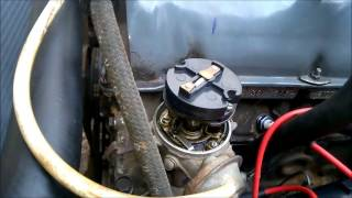 видео регулировка и настройка зажигания ВАЗ 2106