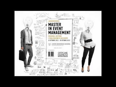 Spot Radio Luiss - Master in Event Management